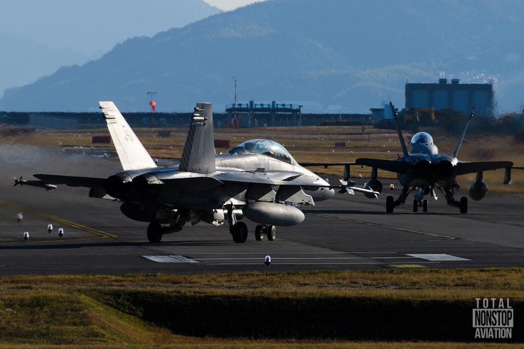 VMFA(AW)-533 F/A-18D
